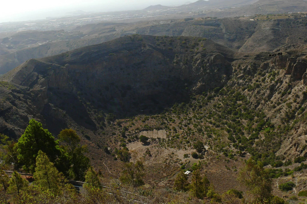 Great circuit of Gran Canaria